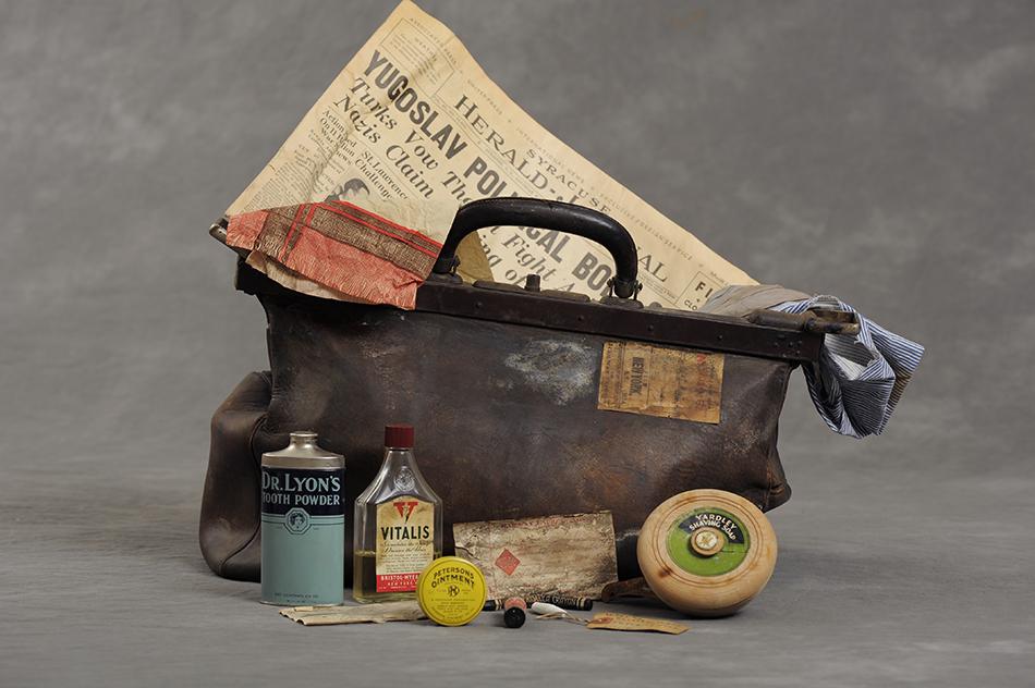 Willard Asylum Suitcases: slideshow photograph 4